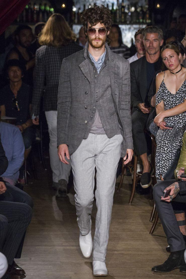 John Varvatos Menswear SS 2017 NYFW (11)