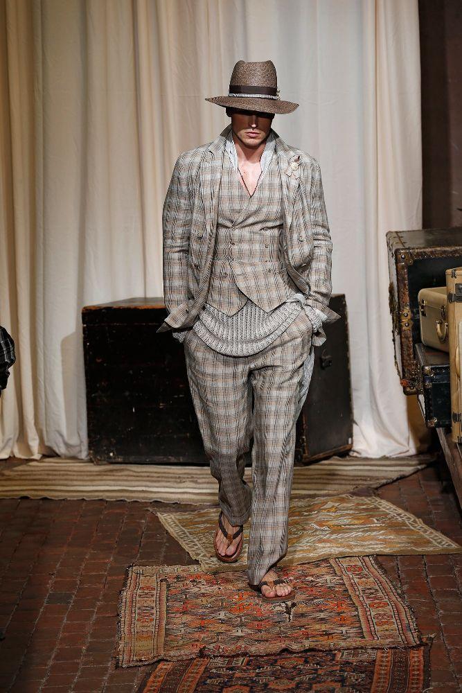 Joseph Abboud Menswear SS 2017 NYFW (18)