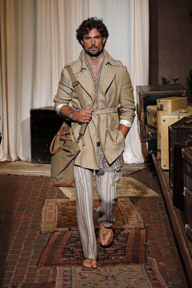 Joseph Abboud Menswear SS 2017 NYFW (20)