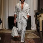 Joseph Abboud Menswear S/S 2017 NYFW