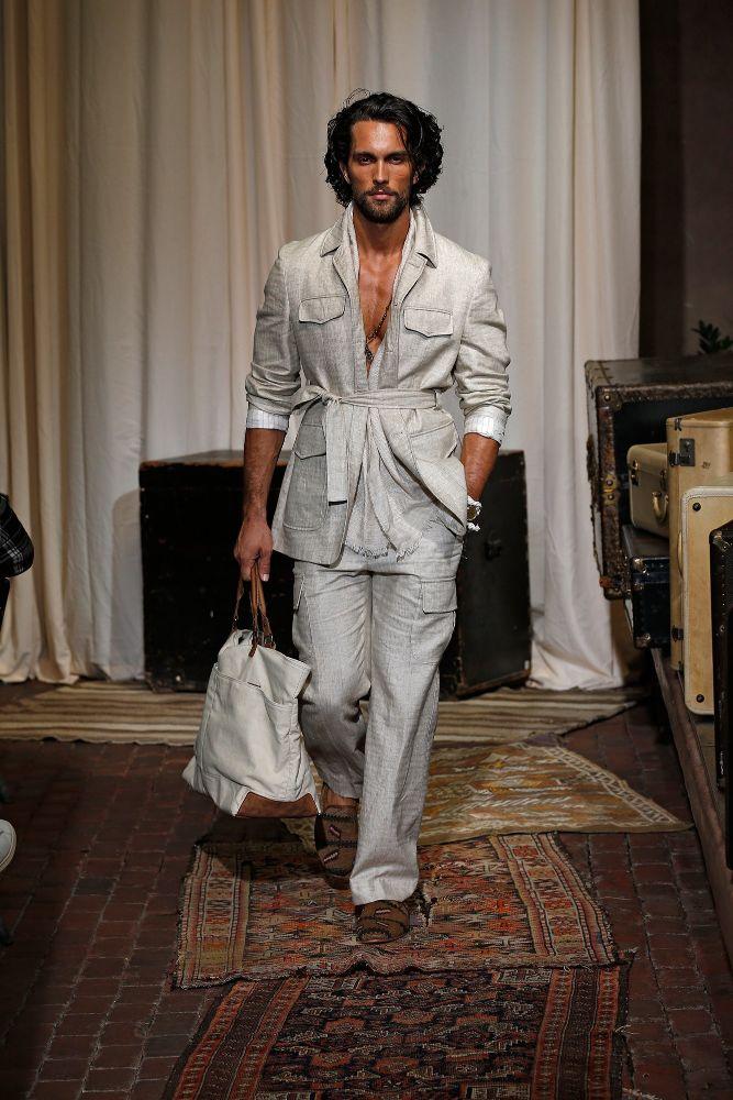 Joseph Abboud Menswear SS 2017 NYFW (6)