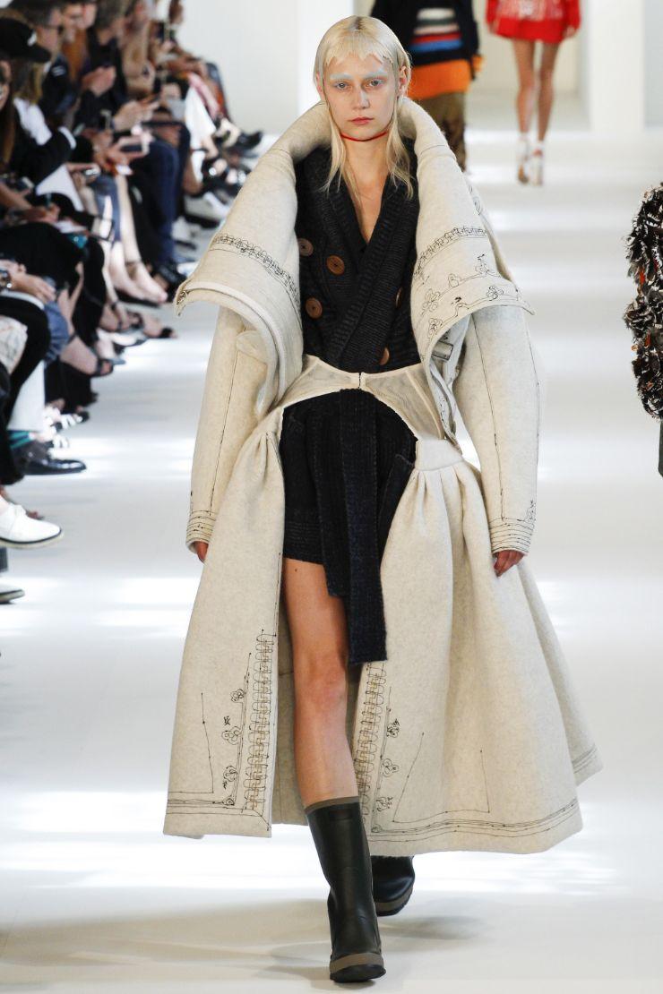 Maison Margiela Haute Couture FW 2016 Paris (12)