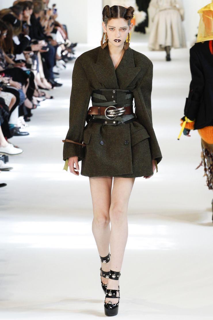 Maison Margiela Haute Couture FW 2016 Paris (14)