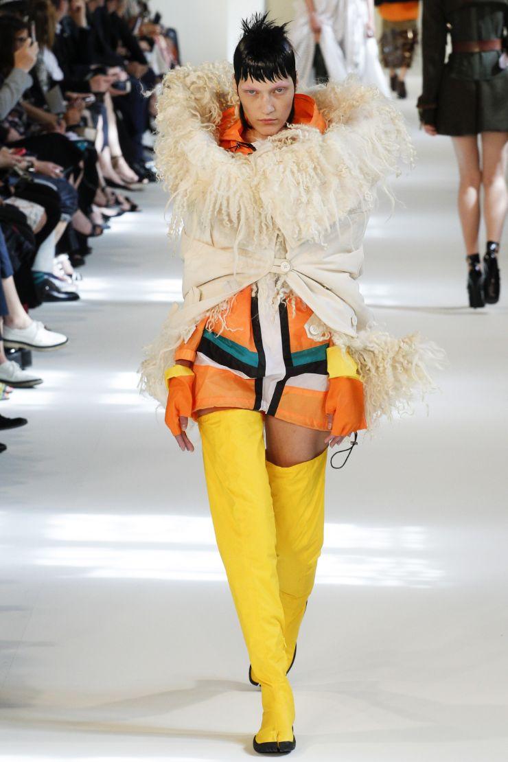 Maison Margiela Haute Couture FW 2016 Paris (15)