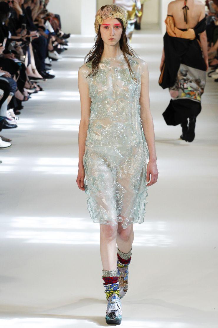 Maison Margiela Haute Couture FW 2016 Paris (23)