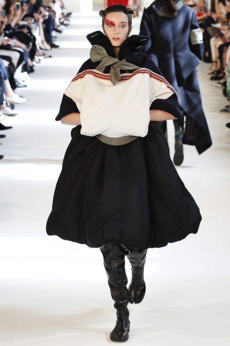 Maison Margiela Haute Couture FW 2016 Paris (4)