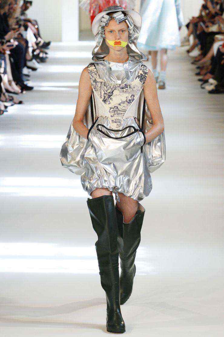 Maison Margiela Haute Couture FW 2016 Paris (9)