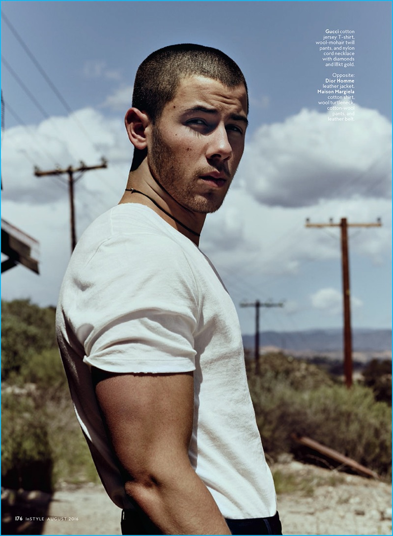 Nick Jonas by Billy Ballard (1)