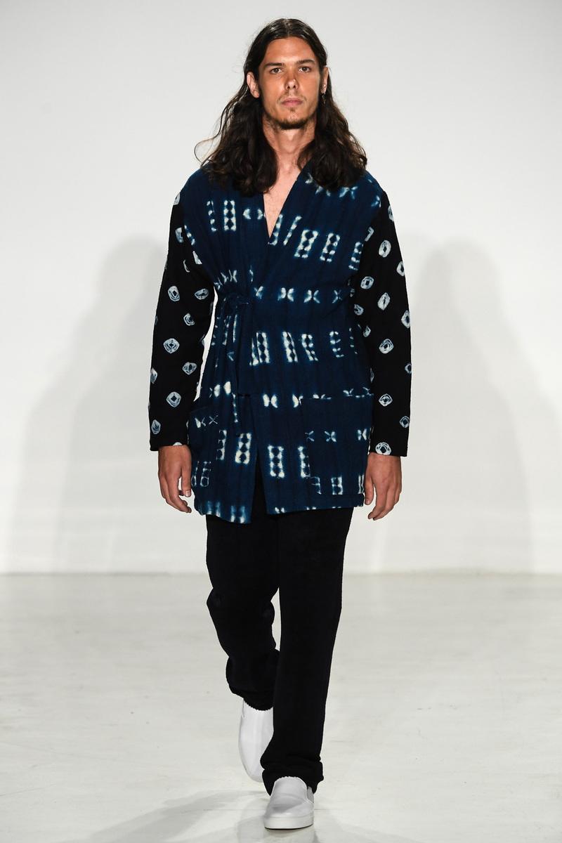 Palmiers Du Mal Menswear SS 2017 NYFW (13)
