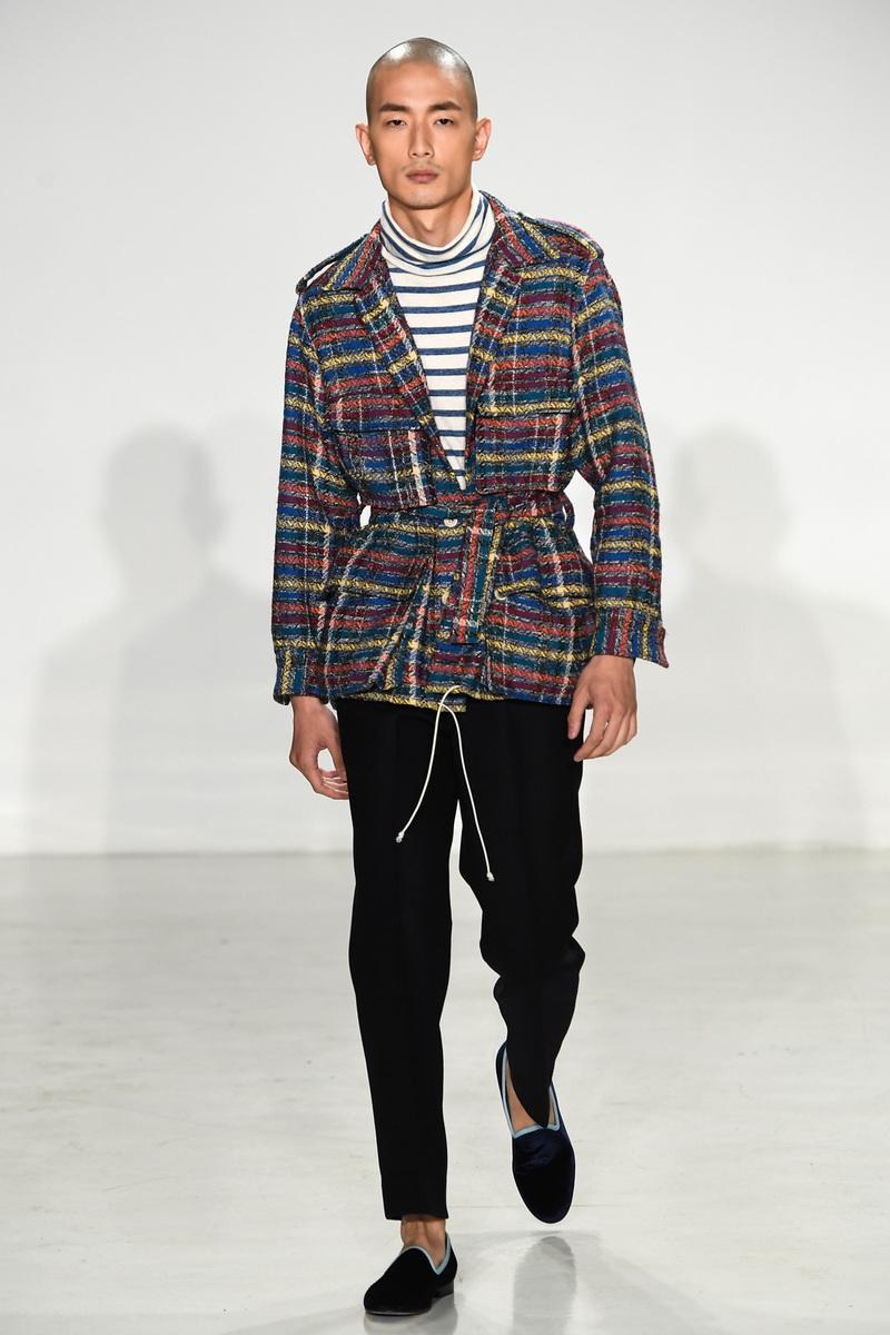 Palmiers Du Mal Menswear SS 2017 NYFW (19)