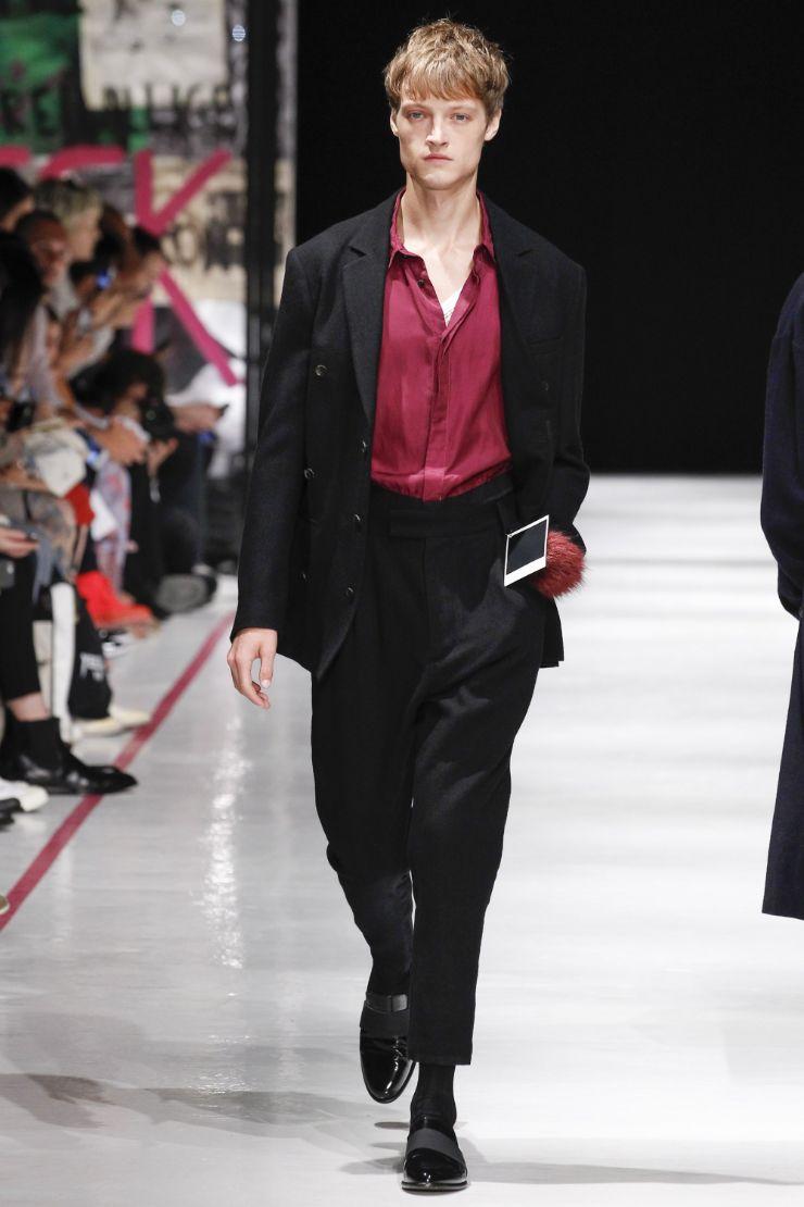 Robert Geller Menswear SS 2017 NYFW (2)