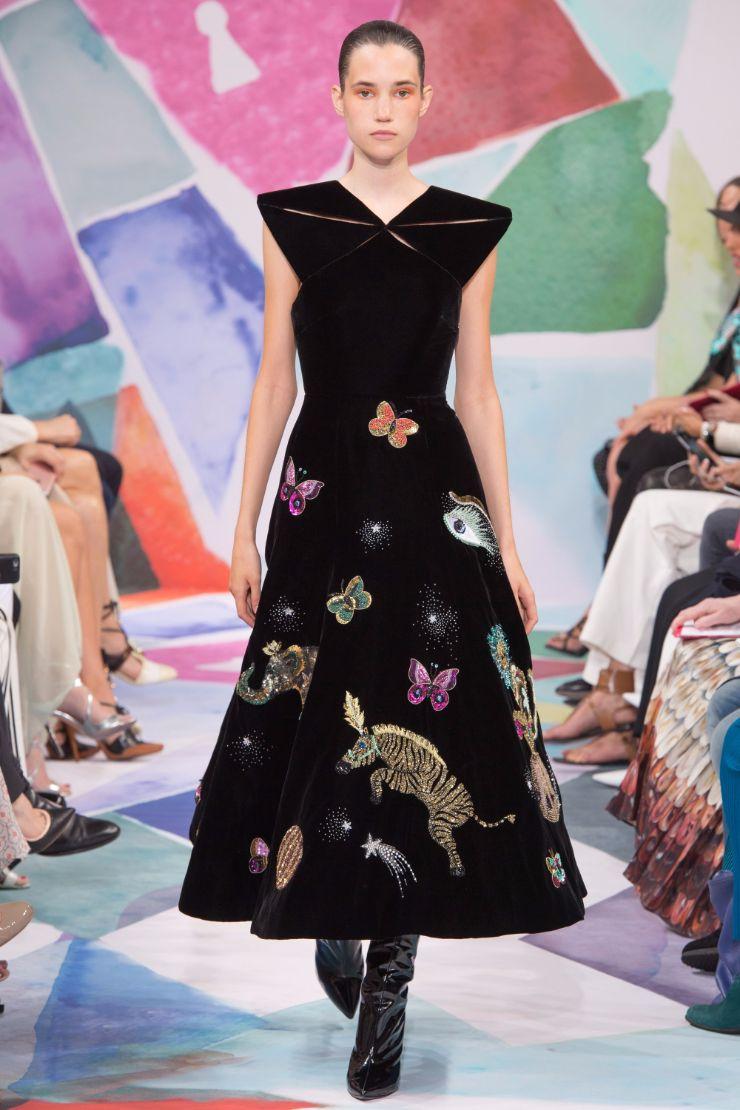 Schiaparelli Haute Couture FW 2016 Paris (30)
