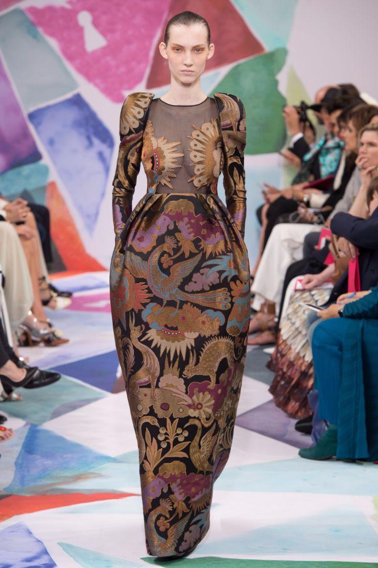 Schiaparelli Haute Couture FW 2016 Paris (40)