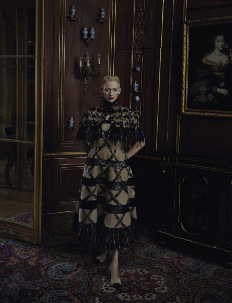 Tilda Swinton by Yelena Yemchuk (6)