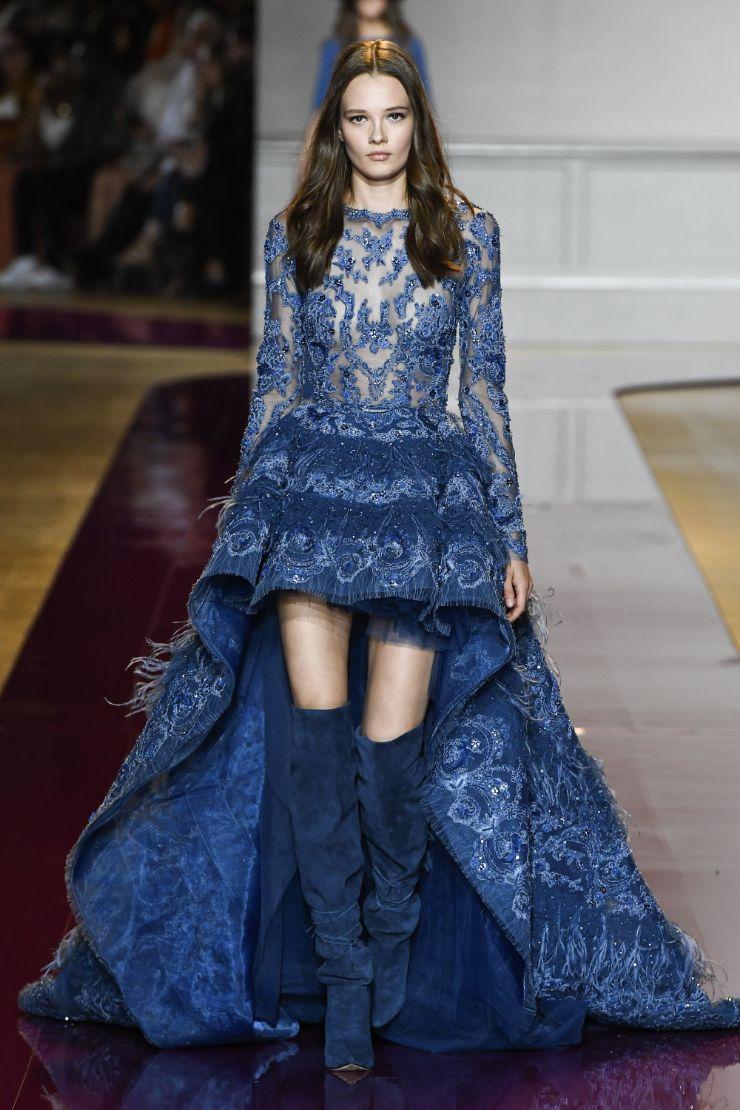 Zuhair Murad Haute Couture FW 2016 Paris (43)