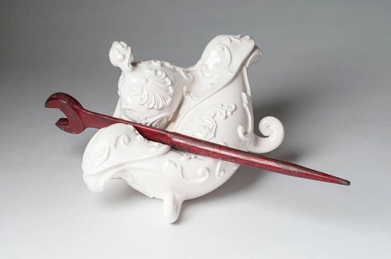 Abused Porcelain by Laurent Craste (9)