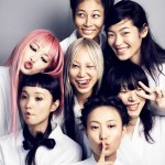 Chiharu Okunugi, Fernanda Ly, Shu Pei Qin, Soo Joo Park, Sora Choi, Milano Nasu & Yuka Mannami by Marcus Ohlsson
