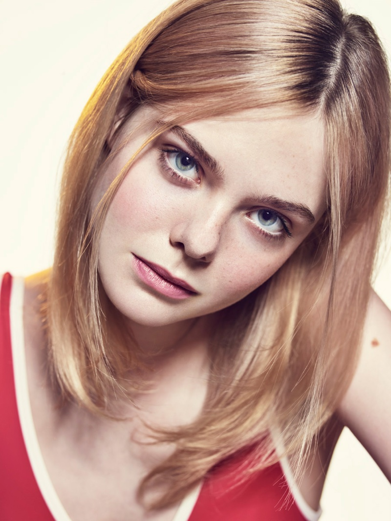 Elle Fanning by Williams + Hirakawa (4)