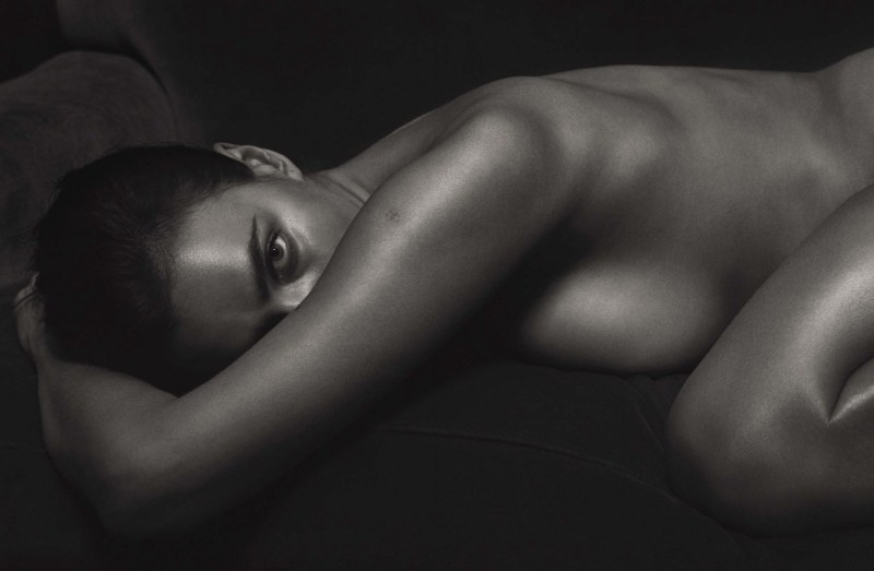 Irina Shayk by Mario Sorrenti (5)