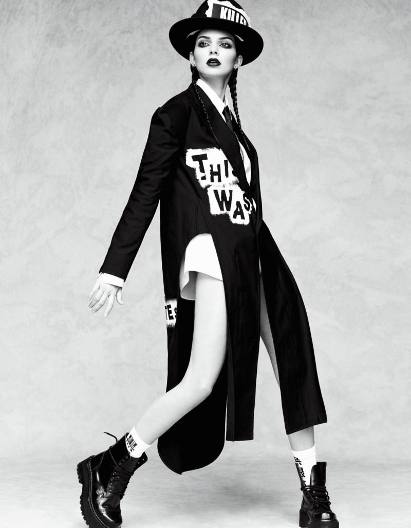 Kendall Jenner by Luigi Murenu & Iango Henzi (2)