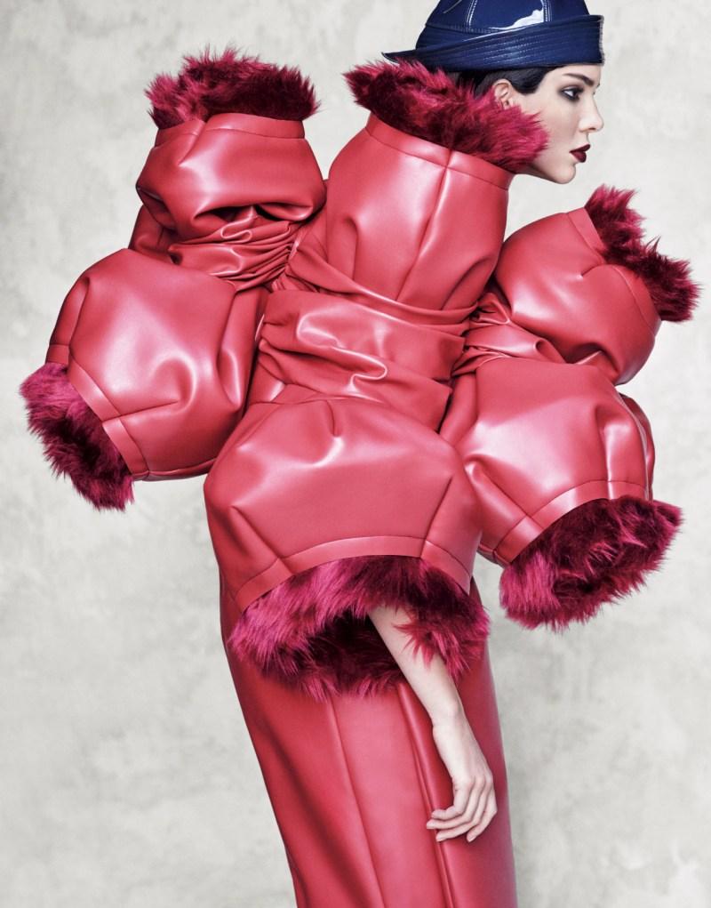 Kendall Jenner by Luigi Murenu & Iango Henzi (5)