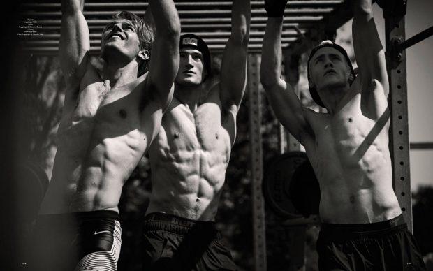 Louren Groenewald, Oliver Stummvoll, Ryan Tift, & Thorben Gärtner by Oscar Falk (7)