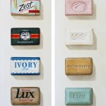 Vintage Item Paintings by Holly Farrell