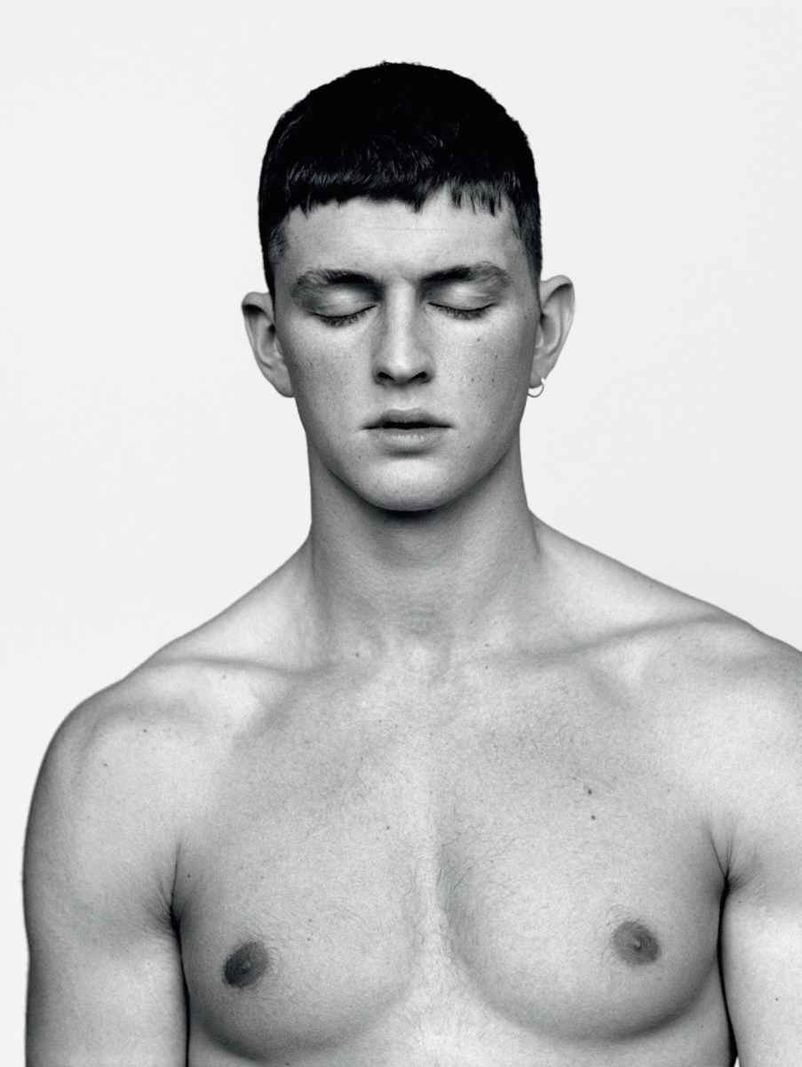 Michael Morgan by Alasdair McLellan