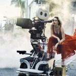 Jennifer Lawrence by Peter Lindbergh