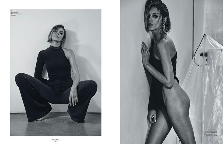Anja Rubik by Chris Colls (4)