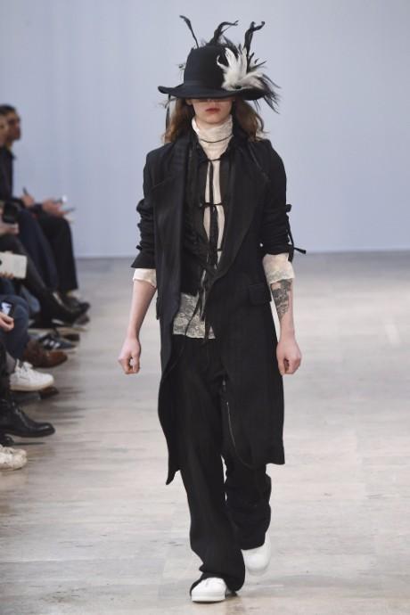 Ann Demeulemeester Menswear FW 2017 Paris41