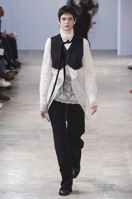 Ann Demeulemeester Menswear FW 2017 Paris42