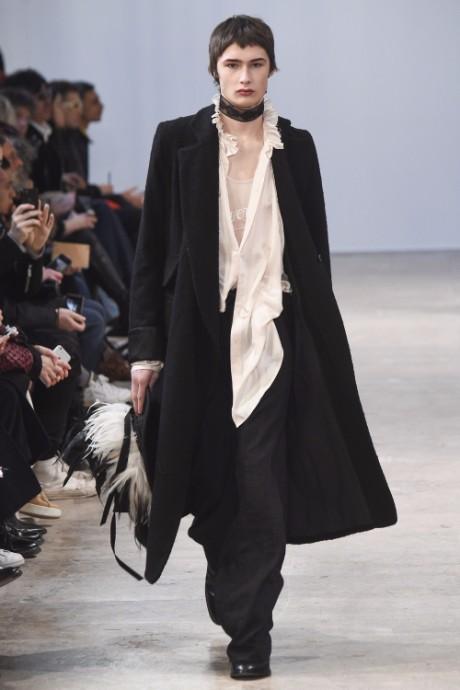 Ann Demeulemeester Menswear FW 2017 Paris44