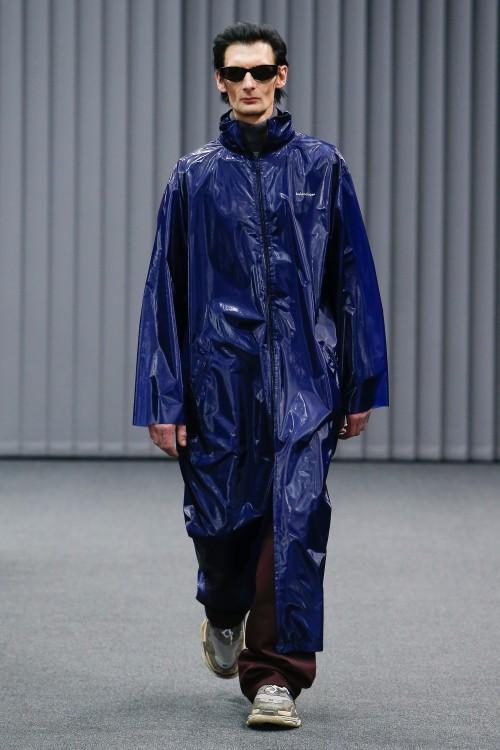 Balenciaga Menswear FW 2017 Paris11