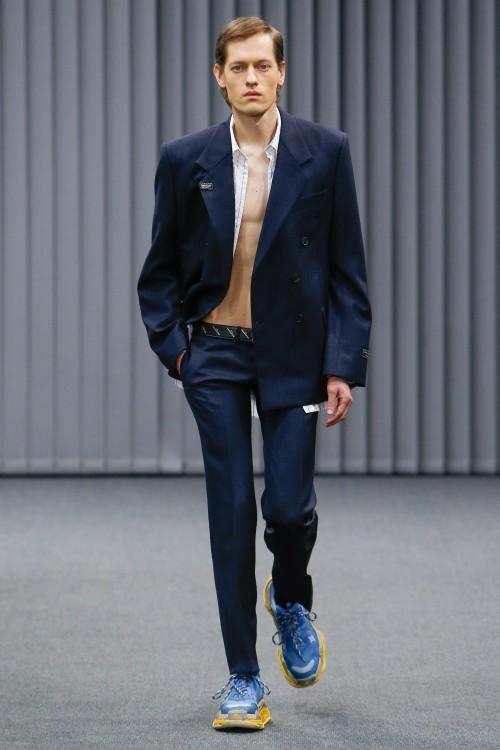 Balenciaga Menswear FW 2017 Paris6