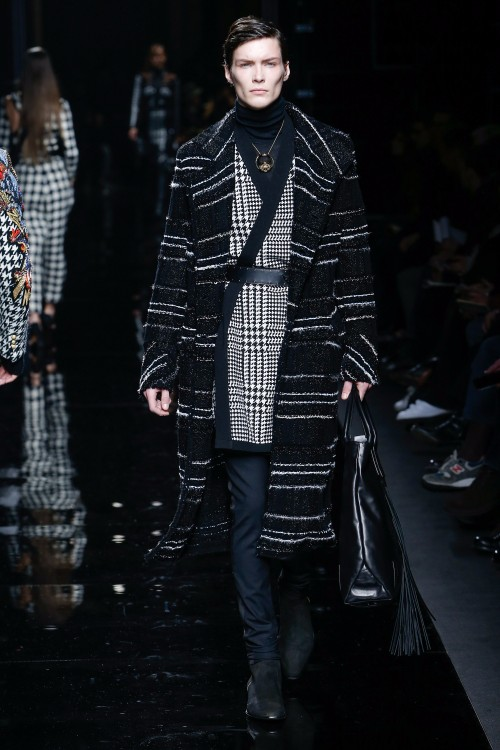 Balmain Menswear FW 2017 Paris45