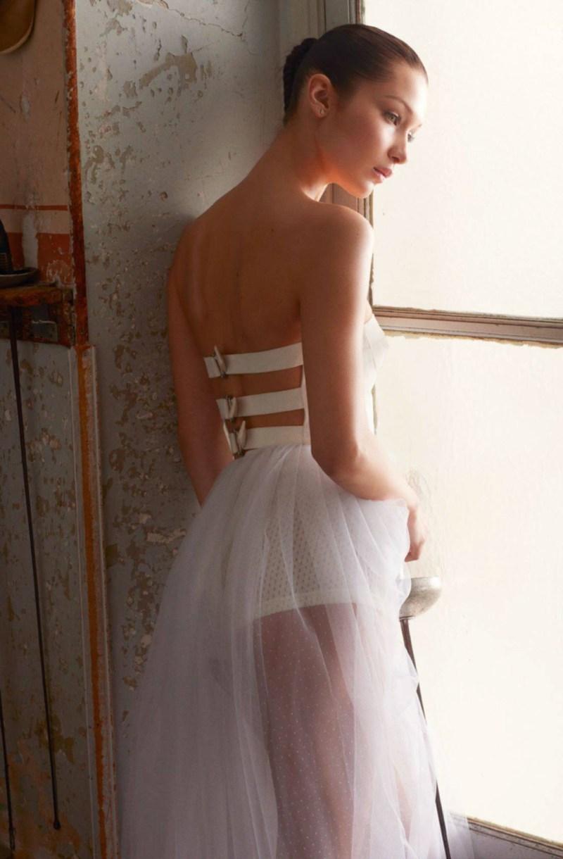 Bella Hadid by Mario Sorrenti5