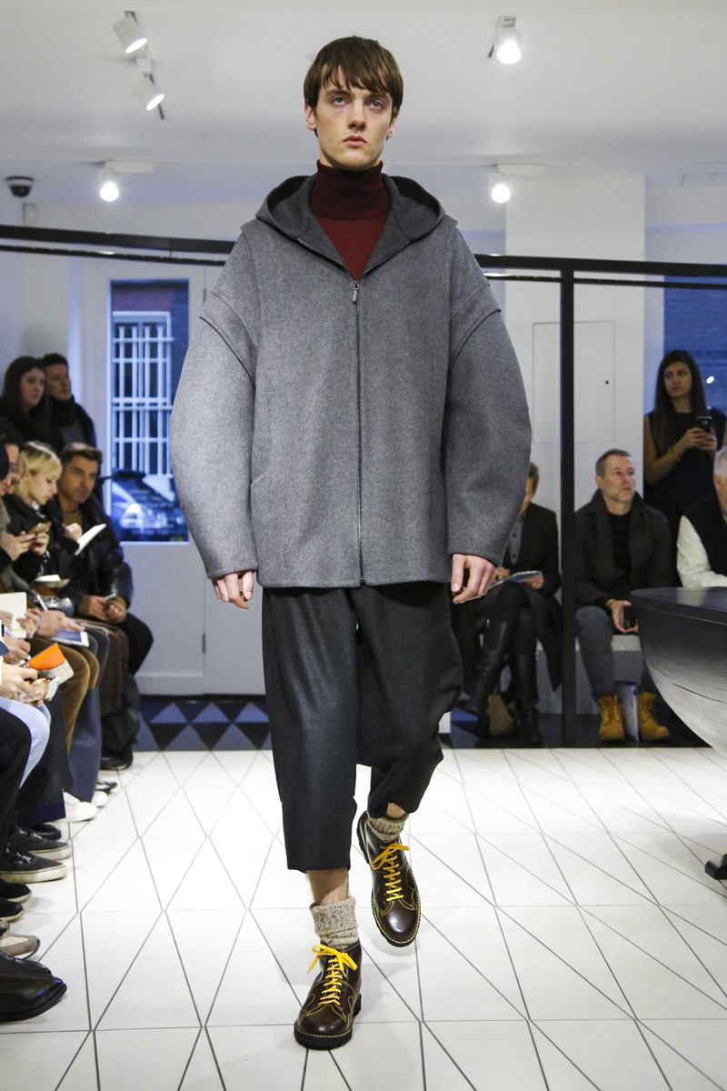 Topman Design, Fashion Show, Menswear Collection Fall Winter 2017 in London