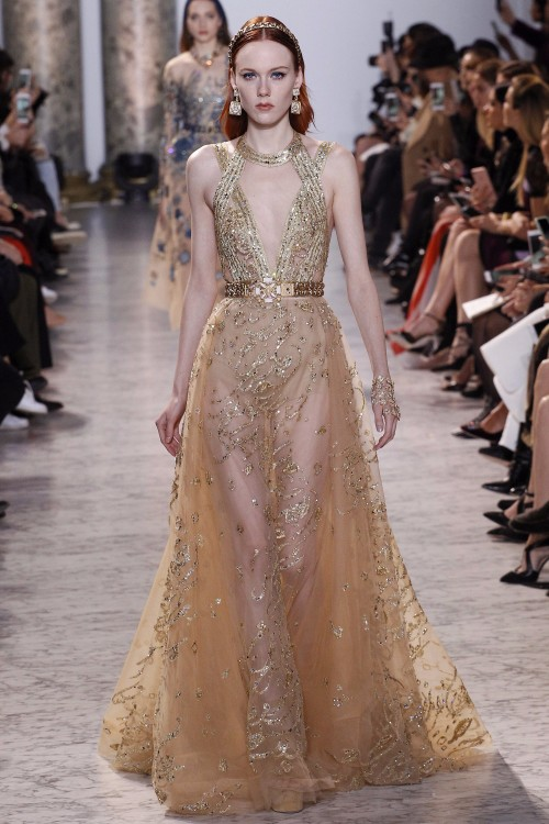 Elie Saab Couture SS 20178