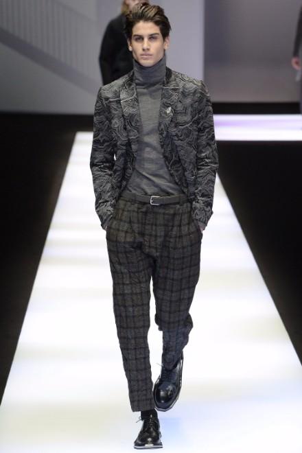 Emporio Armani Menswear FW 2017 Milan12