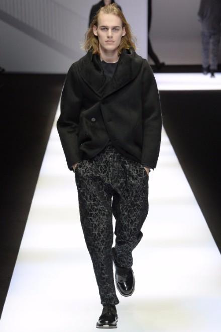 Emporio Armani Menswear FW 2017 Milan13