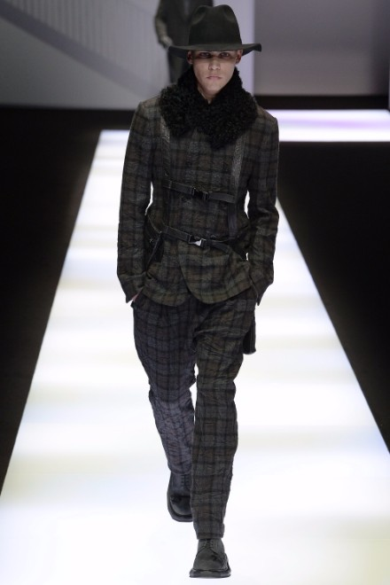 Emporio Armani Menswear FW 2017 Milan16
