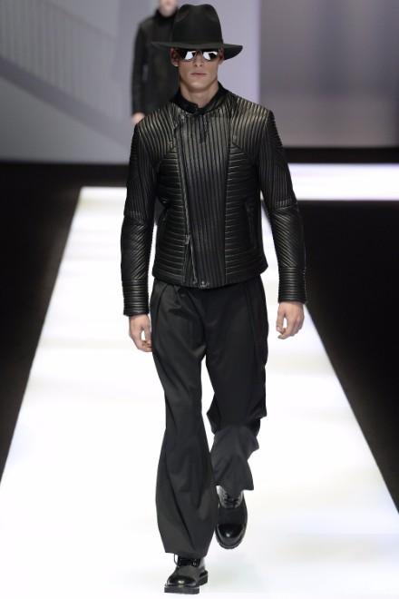 Emporio Armani Menswear FW 2017 Milan41
