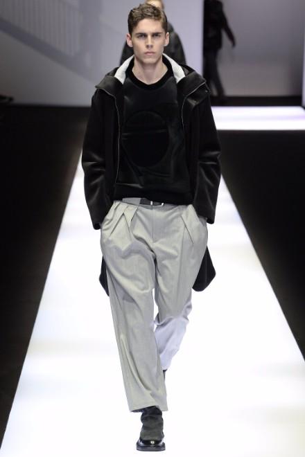 Emporio Armani Menswear FW 2017 Milan45