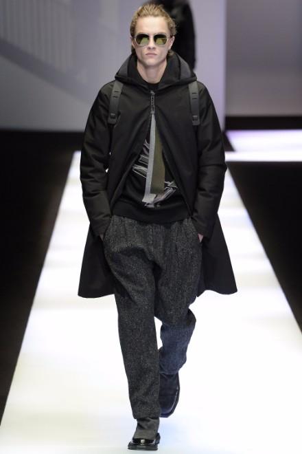 Emporio Armani Menswear FW 2017 Milan46