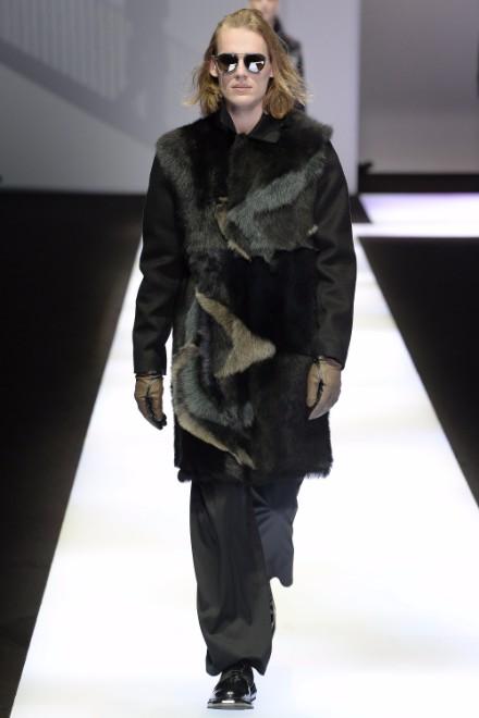 Emporio Armani Menswear FW 2017 Milan48