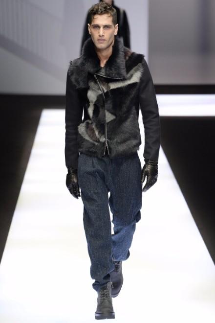 Emporio Armani Menswear FW 2017 Milan49