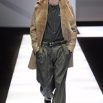 Emporio Armani Menswear F/W 2017 Milan