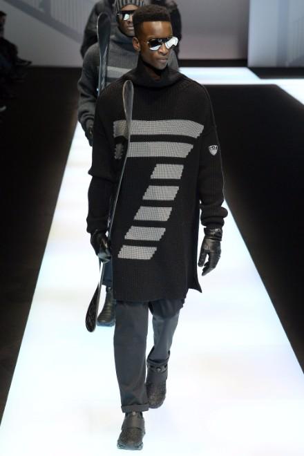 Emporio Armani Menswear FW 2017 Milan69