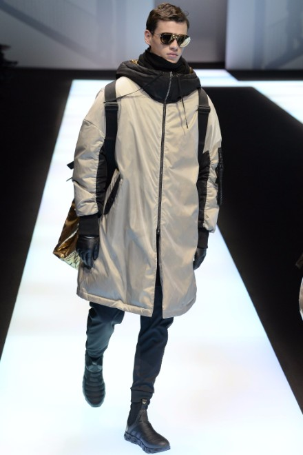 Emporio Armani Menswear FW 2017 Milan79